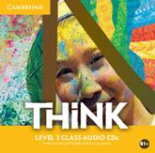 Think Level 3 Class Audio CDs (3) - фото обкладинки книги