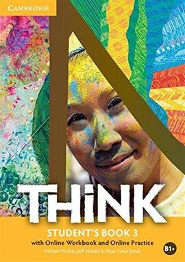 Think Level 3 Student's Book with Online Workbook and Online Practice - фото книги