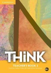 Think Level 3 Teacher's Book - фото обкладинки книги