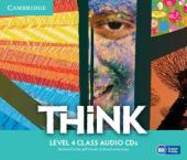 Think Level 4 Class Audio CDs (3) - фото обкладинки книги