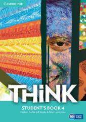 Think Level 4 Student's Book - фото обкладинки книги