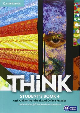 Think Level 4 Student's Book with Online Workbook and Online Practice - фото книги