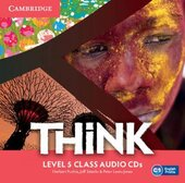 Think Level 5 Class Audio CDs (3) - фото обкладинки книги
