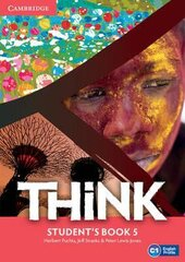 Think Level 5 Student's Book - фото обкладинки книги