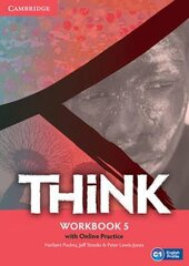 Підручник Think Level 5 Workbook with Online Practice