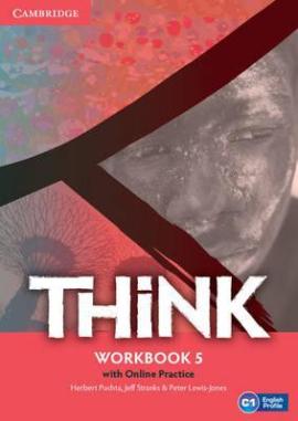 Робочий зошит Think Level 5 Workbook with Online Practice