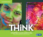 Think Starter Class Audio CDs (3) - фото обкладинки книги