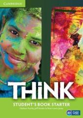 Think Starter Student's Book - фото обкладинки книги
