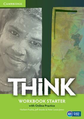 Робочий зошит Think Starter Workbook with Online Practice