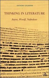 Thinking in Literature: Joyce, Woolf, Nabokov - фото обкладинки книги