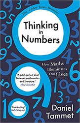 Thinking in Numbers : How Maths Illuminates Our Lives - фото обкладинки книги