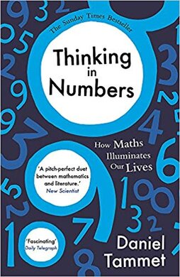 Thinking in Numbers : How Maths Illuminates Our Lives - фото книги