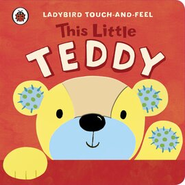 This Little Pirate: Ladybird Touch and Feel - фото книги
