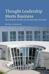 Thought Leadership Meets Business: How business schools can become more successful - фото обкладинки книги