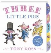Three Little Pigs (My Favourite Fairy Tales Board Book) - фото обкладинки книги