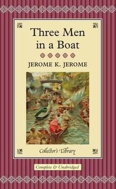 Three Men in a Boat - фото книги