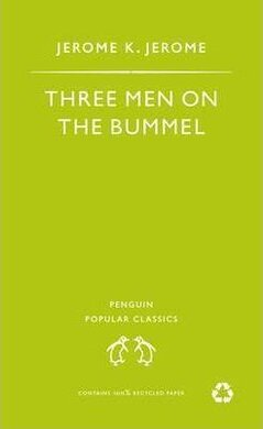 Three Men on the Bummel - фото книги