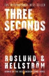 Three Seconds : Ewert Grens 4 - фото обкладинки книги