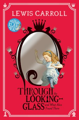 Through the Looking-Glass Paperback - фото книги