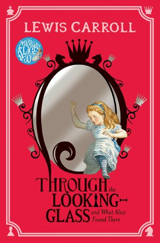 Книга Through the Looking-Glass Paperback