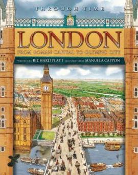 Through Time: London - фото книги