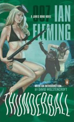 Книга Thunderball