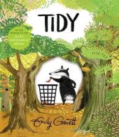 Tidy - фото обкладинки книги