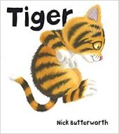 Tiger - фото обкладинки книги