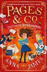 Tilly and the Bookwanderers (Pages & Co, Book 1) - фото обкладинки книги