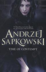 Time of Contempt - фото обкладинки книги