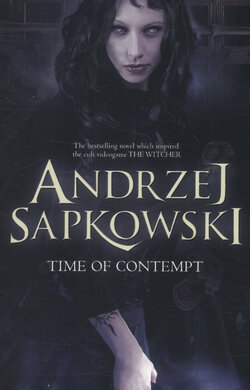 Time of Contempt - фото книги