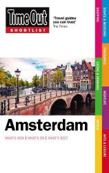 Time Out Amsterdam Shortlist - фото обкладинки книги