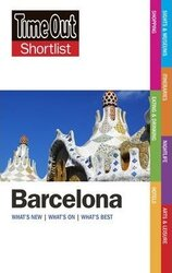 Time Out Barcelona Shortlist : Pocket Travel Guide - фото обкладинки книги