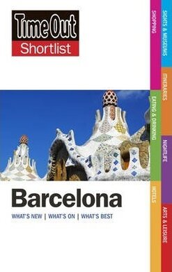 Time Out Barcelona Shortlist : Pocket Travel Guide - фото книги