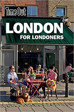 Time Out London for Londoners 3rd edition - фото книги