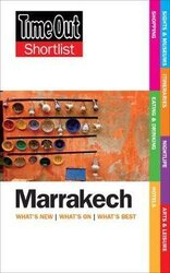 Книга Time Out Marrakech Shortlist