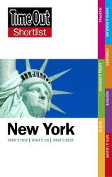 Time Out New York Shortlist - фото обкладинки книги
