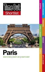 Книга Time Out Paris Shortlist