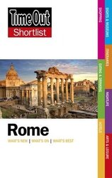 Книга Time Out Rome Shortlist