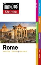 Time Out Rome Shortlist - фото обкладинки книги