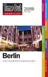 Time Out Shortlist Berlin 2nd edition - фото обкладинки книги