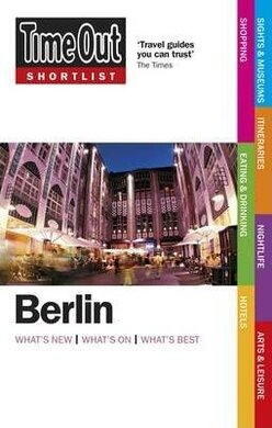 Путівник Time Out Shortlist Berlin 2nd edition