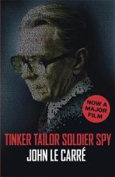 Tinker Tailor Soldier Spy - фото обкладинки книги