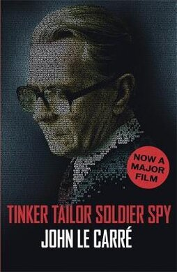 Tinker Tailor Soldier Spy - фото книги