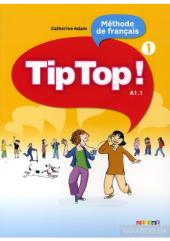 Tip Top! 1 Livre de l'eleve - фото обкладинки книги