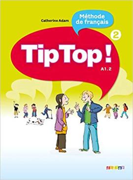 Tip Top! 2 Livre de l'eleve - фото книги
