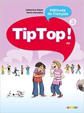 Tip Top! 3 Livre de l'eleve - фото обкладинки книги