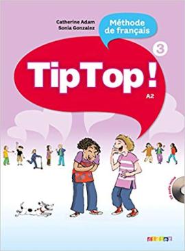 Tip Top! 3 Livre de l'eleve - фото книги