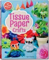 Tissue Paper Crafts - фото обкладинки книги