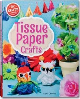 Tissue Paper Crafts - фото книги